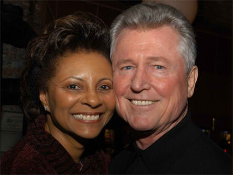 leslie uggams and husband