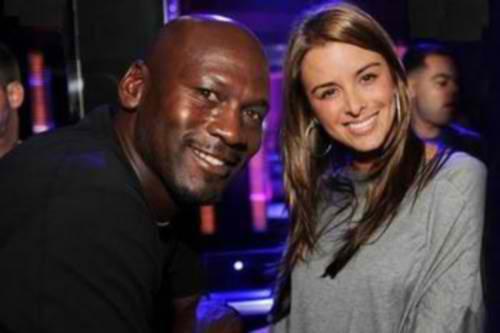 Michael Jordan and Yvette Prieto 1