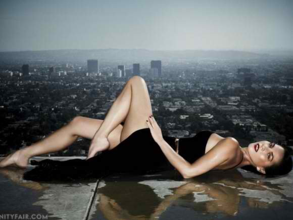 Olivia Munn Vanity Fair 2