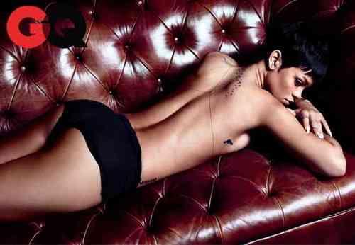 Rihanna GQ1