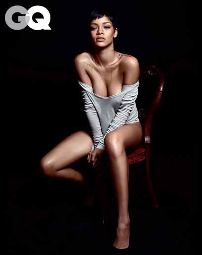 Rihanna GQ2