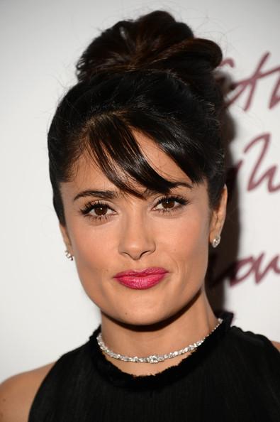 Salma Hayek British Fashion Awards 1