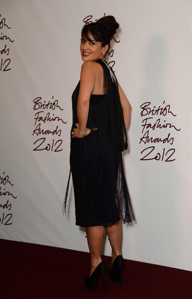Salma Hayek British Fashion Awards 3