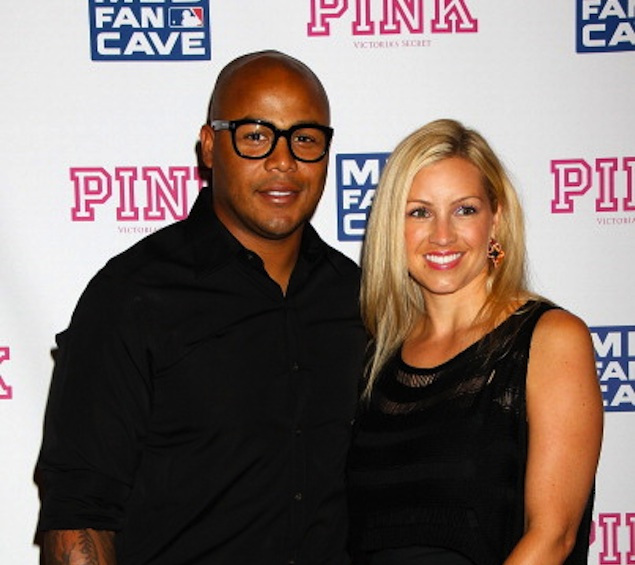 Victoria's Secret PINK And MLB Host A Party To Kick Off The Subway Series At The Fan Cave