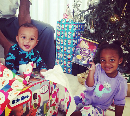 Bosh family early Xmas 1