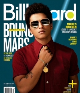Bruno mars album cover 4