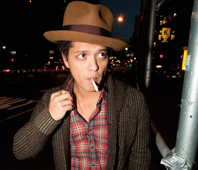 Bruno Mars Papermag interview 2