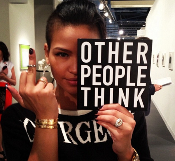Cassie and Didday Art Basel 4