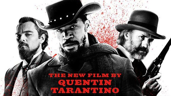 Django Unchained movie poster large