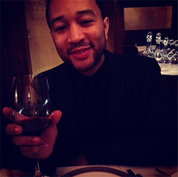 John Legend 34th birthday dec 2012 2