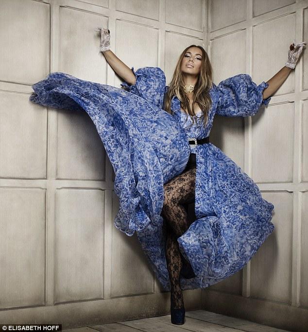 Leona Lewis interview 1