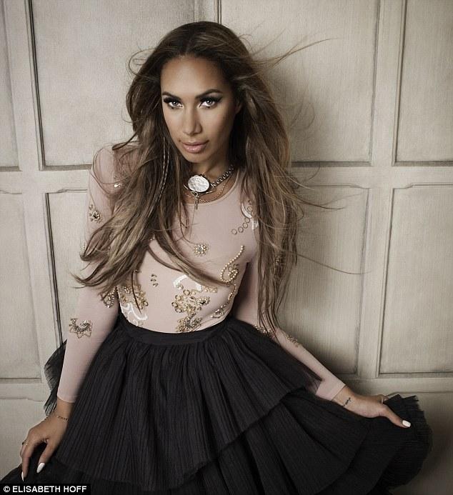 Leona Lewis interview 2