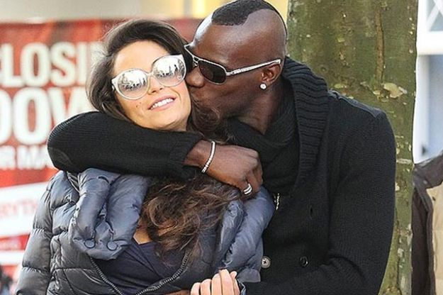 mario balotelli and raffaella fico 1