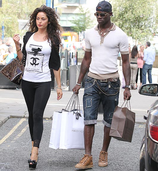 mario balotelli and raffaella fico 2