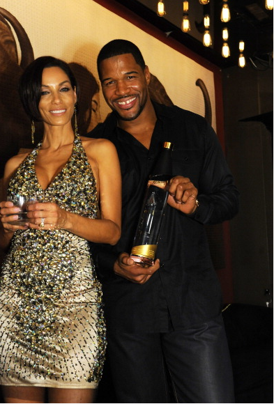 Michael Strahan and Nicole 4