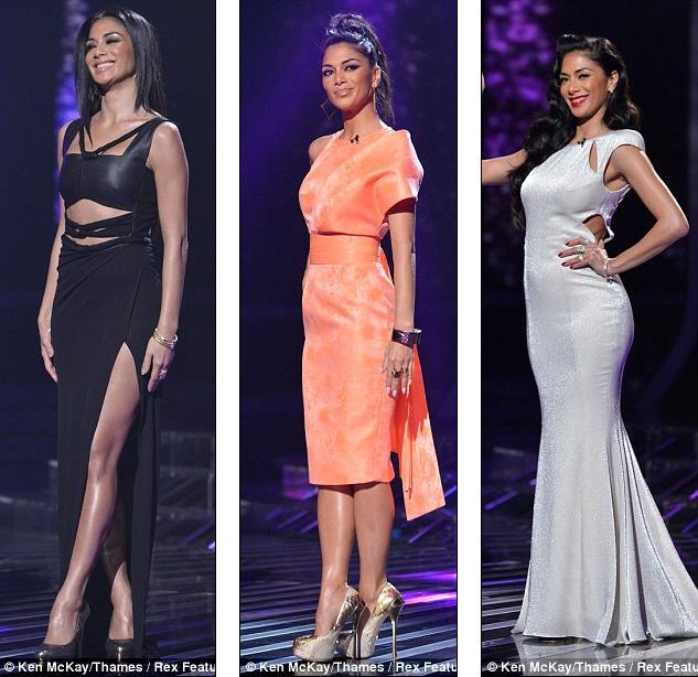 Nicole Scherzinger fashionista 1