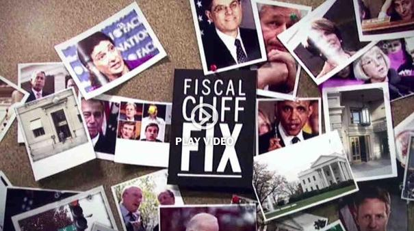 Obama and fiscal cliff