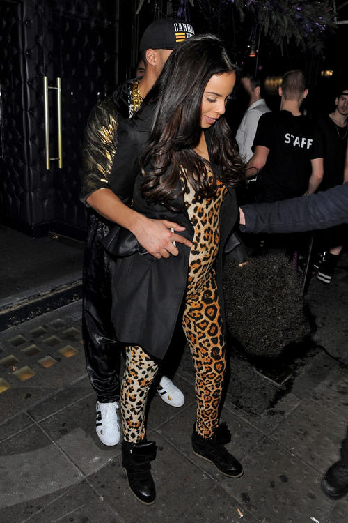 Rochelle and Marvin Humes 4