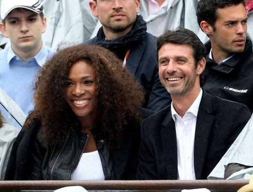 Serena and Patrick 1