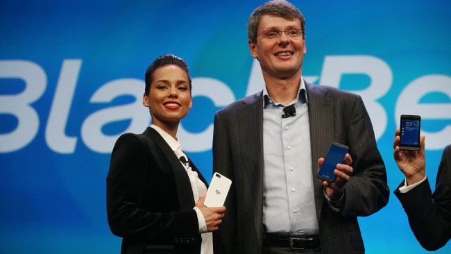 Alicia Keys named Global Creative Director of Blackberry 1