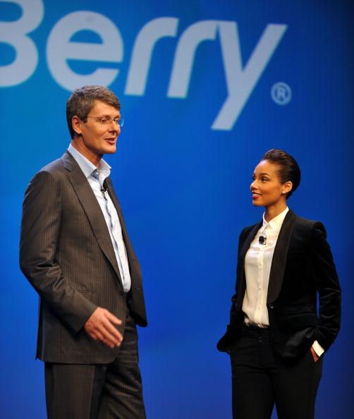 Alicia Keys named Global Creative Director of Blackberry 2