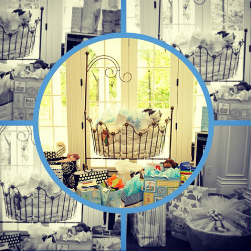 Amber Rose 2nd baby shower jan 9 2013 5