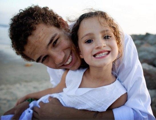 Austin and Lola Stacey Dash's children