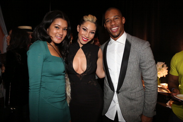 Bridget Kelly joins Jay-Z on stage for NYE bash