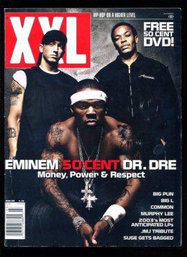 Dr. Dre Eminem and 50 cent
