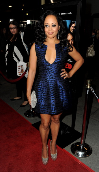 """Essence Atkins at Premiere Of Open Road Films' """"A Haunted House"""" 2"""