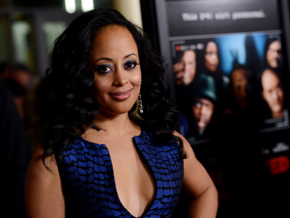 "Essence Atkins at Premiere Of Open Road Films' ""A Haunted House"""