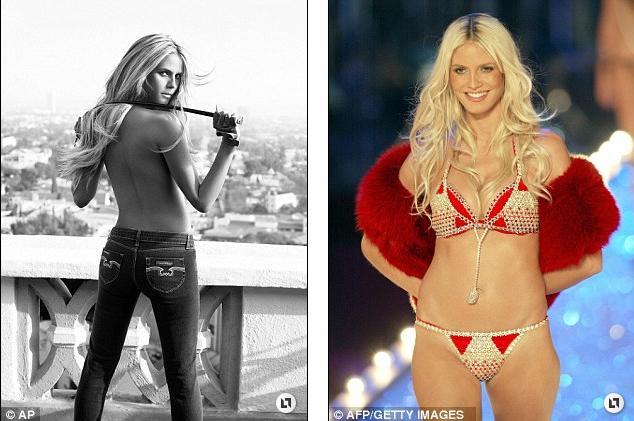 Heidi Klum Bikini Days 2