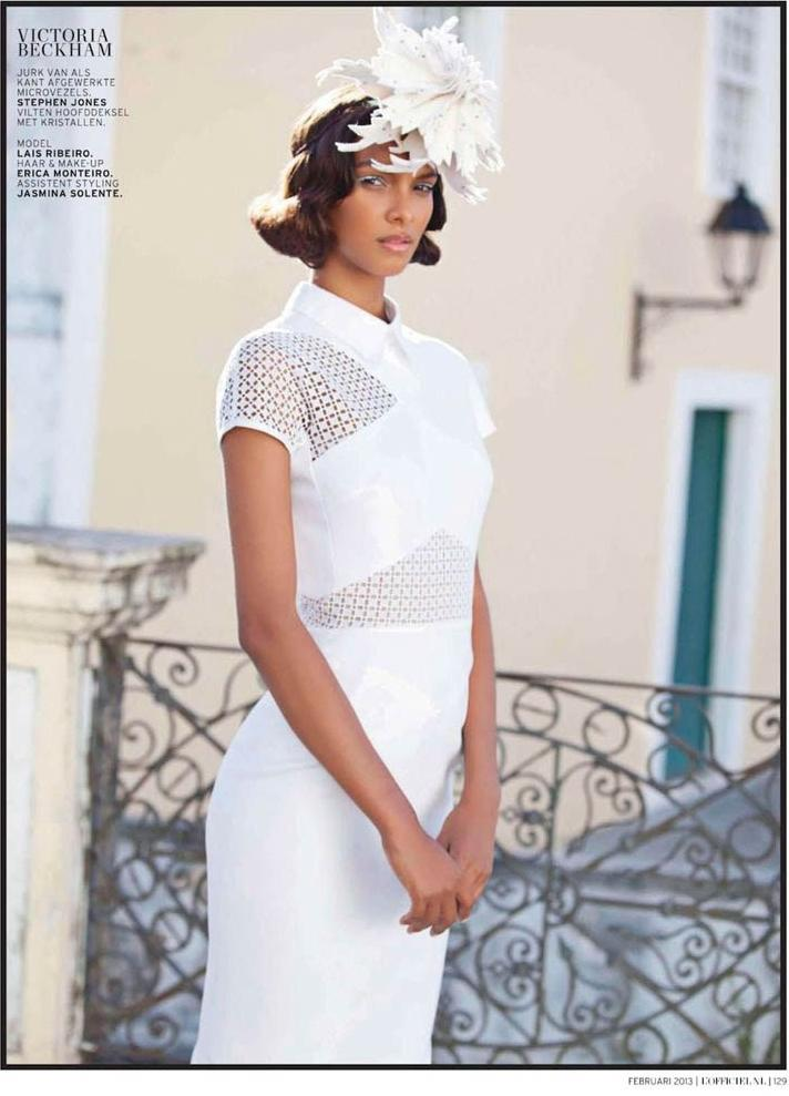 Lais Ribeiro for L'officiel Netherlands Feb 2013 3