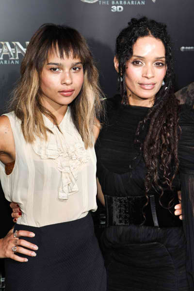 lisa bonet and zoe hott momma