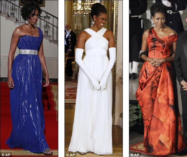 Michelle Obama 49th birthday 1