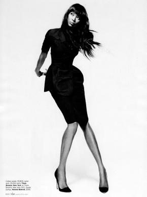 Naomi Campbell Elle Mag Feb 2013 3