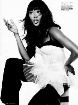 Naomi Campbell Elle Mag Feb 2013 5