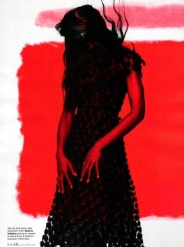 Naomi Campbell Elle Mag Feb 2013 6