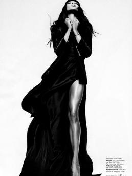 Naomi Campbell Elle Mag Feb 2013 7