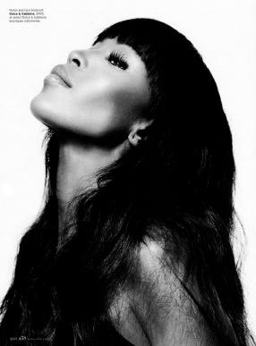 Naomi Campbell Elle Mag Feb 2013 8