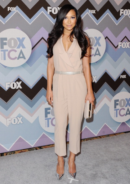 Naya Rivera 2013 TCA Winter Press Tour - FOX All-Star 1