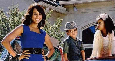 nicole ari parker and kids