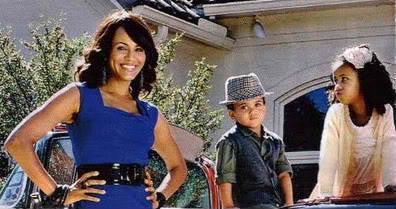 nicole ari parker and kids