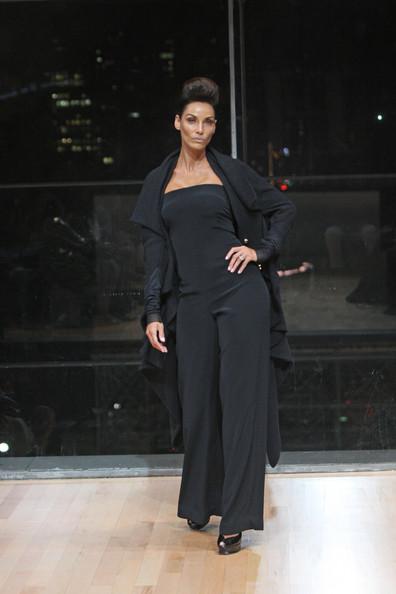 5058705dd2d1 ... Nicole Murphy 2012 NY Fashion Week 2