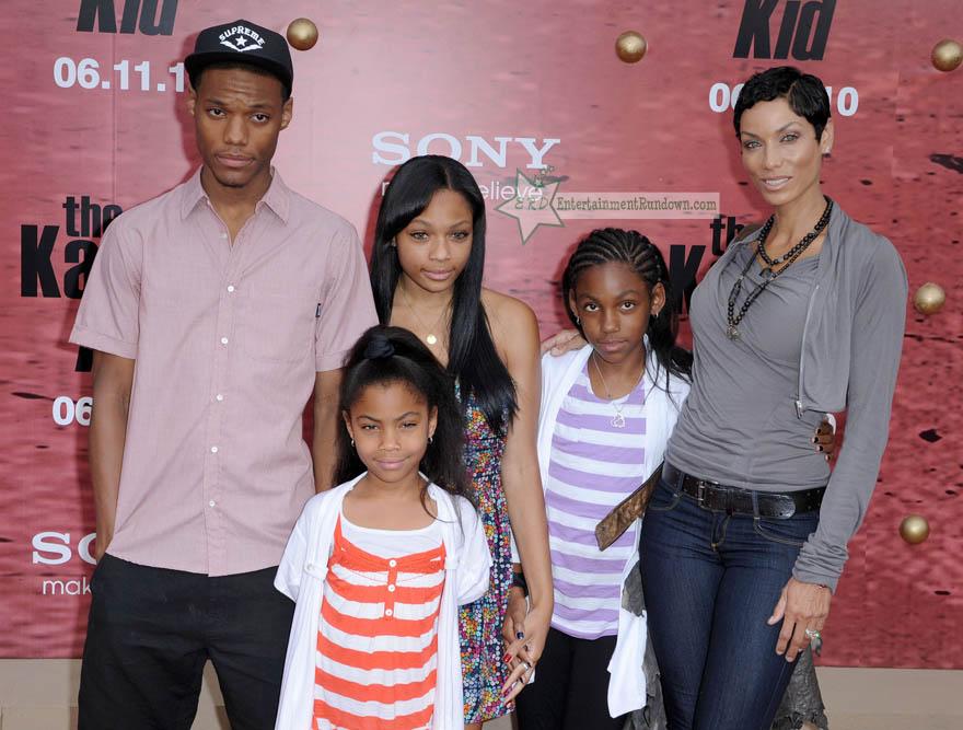 nicole murphy and kids 2