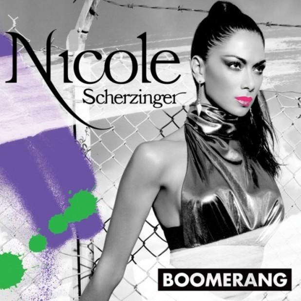 Nicole Scherzinger Boomerang Artwork