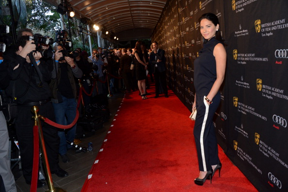 Olivia Munn BAFTA Los Angeles 2013 Awards 2