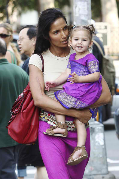 padma and daughter