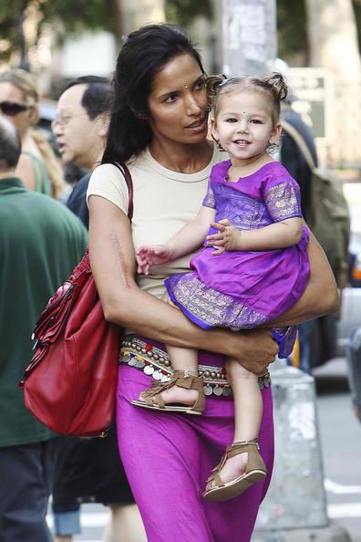 padma and daughter