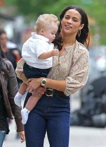 paula patton and son
